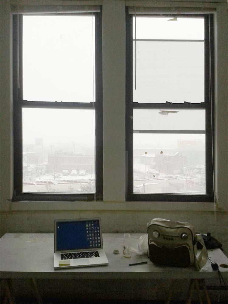 NYC_iscp_Studio_BlickausdemFensterWeiß