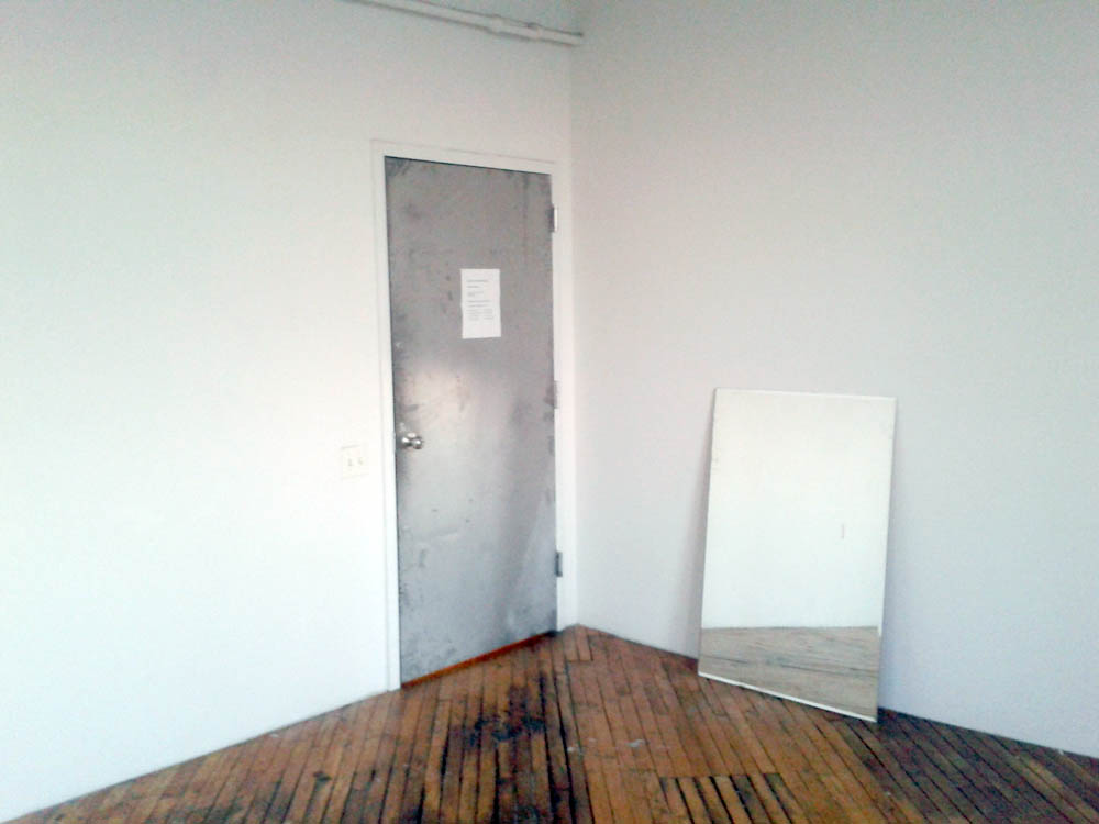 NYC_iscp_Studio_Tür