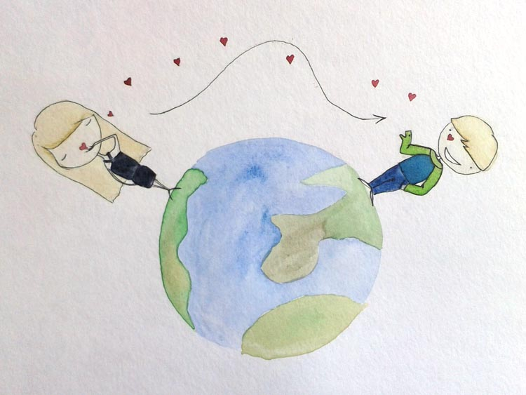 Illustration Anne Sommer