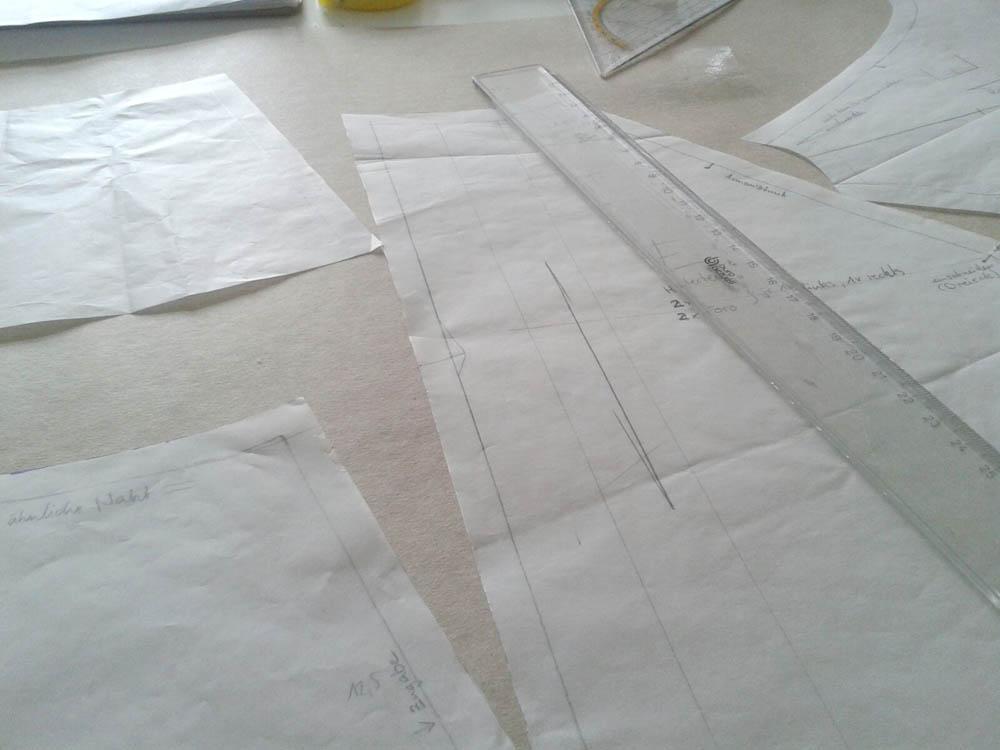 Pappschnitt