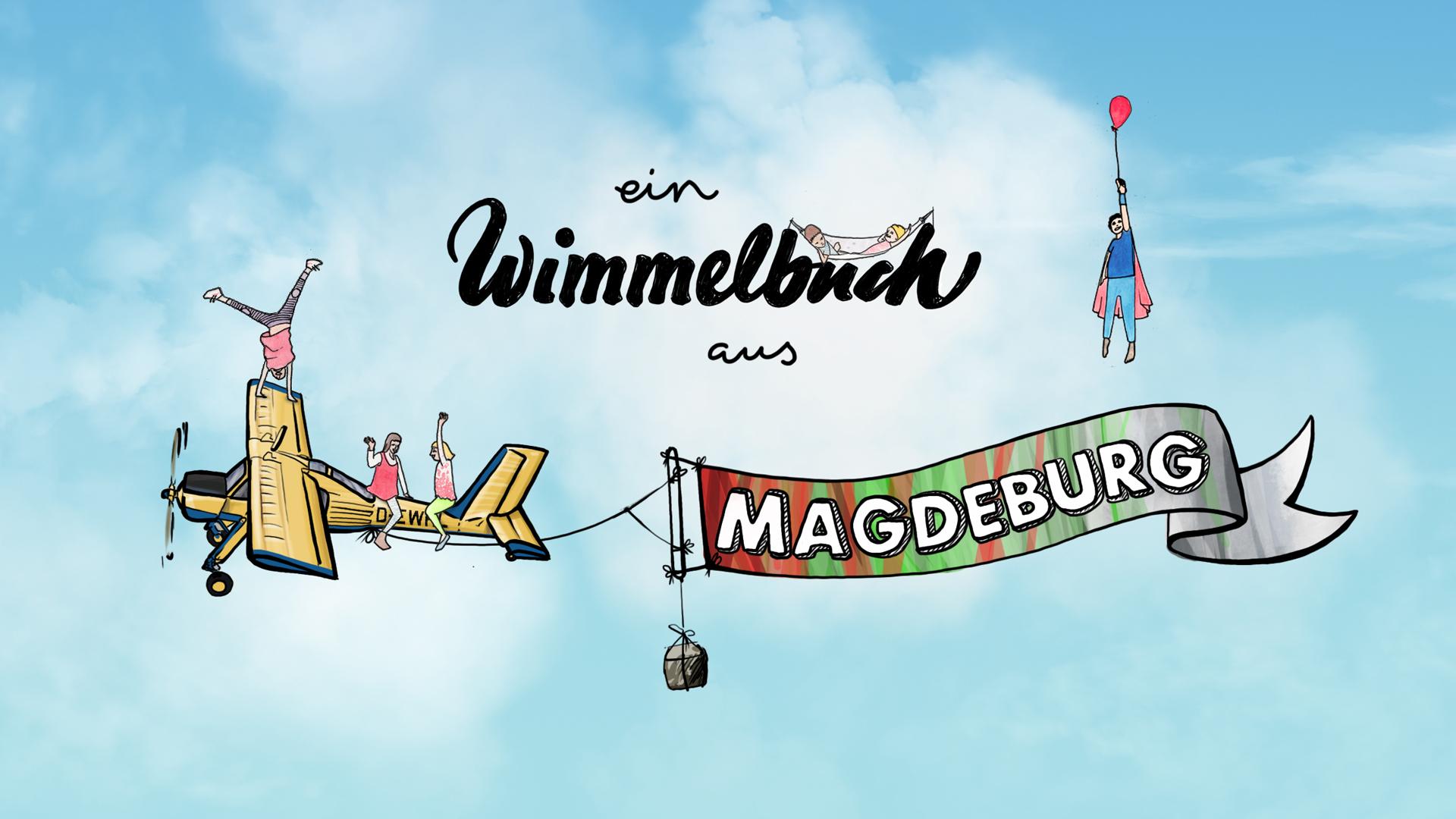 WimmelbuchMagdburg_Titel